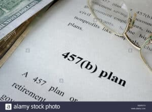 457 plan investment options